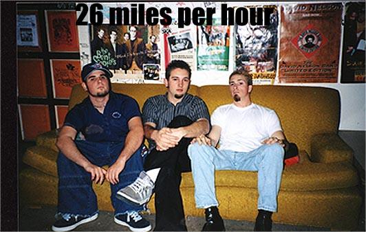 26 Miles Per Hour