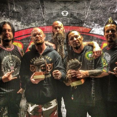 Five Finger Death Punch Band Members