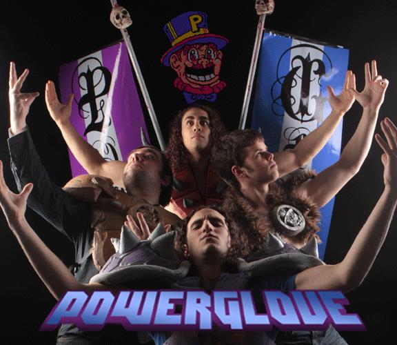 Powerglove (Heavy) - Temas de dibujos animados version Metal