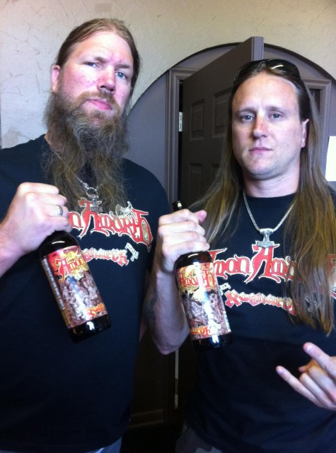 Amon Amarth beer