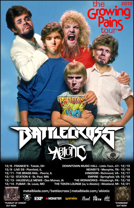 battlecross abiotic tour