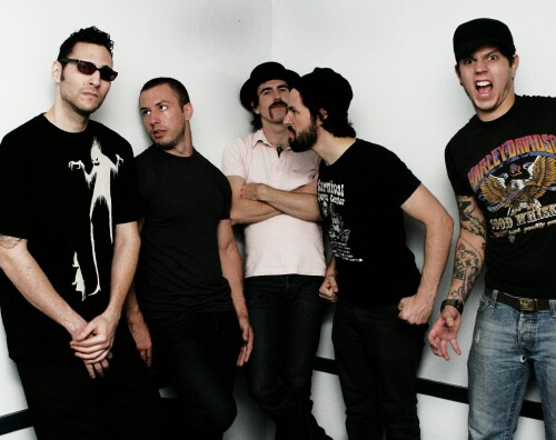 Dillinger Escape Plan (2007)