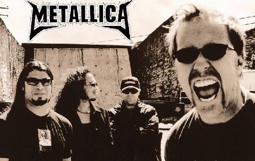 -Metallica- Metallica-band