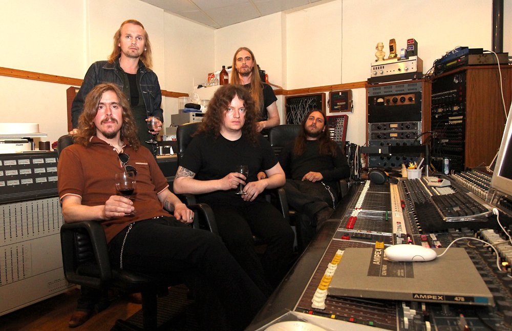 Opeth studio