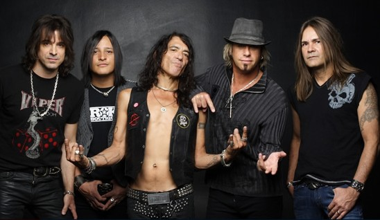 Ratt (2009) Get ready to Ratt n' Roll on the high seas!
