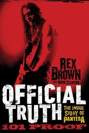 Rex Brown book