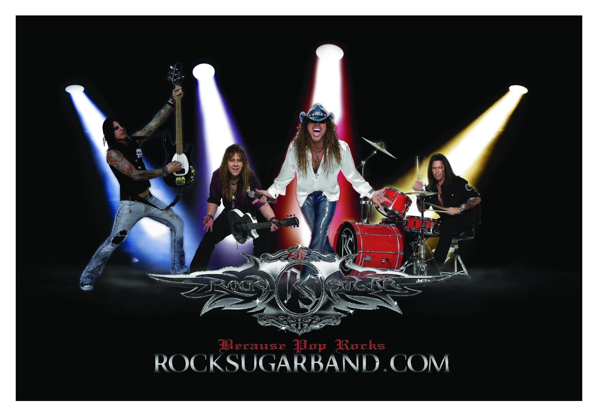 Rock sugar album