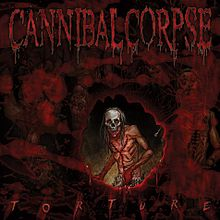 Cannibal Corpse album cover