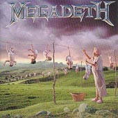 Megadeth album cover