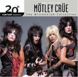 Motley Crue album cover