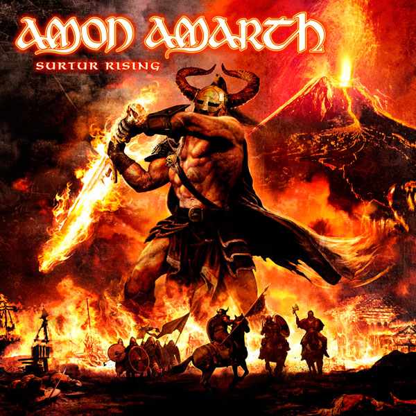 Amon Amarth album cover