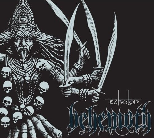 Behemoth album cover