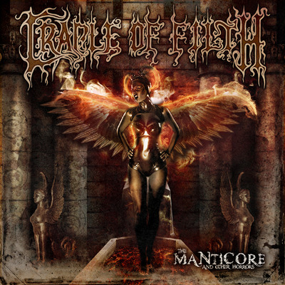 cradle of filth - the manticore