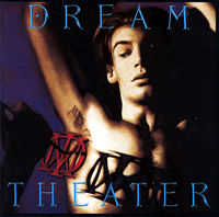 Dream Theater album cover
