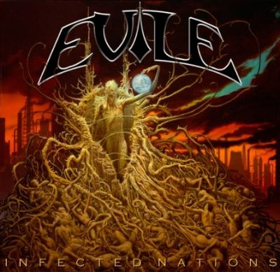 Evile album cover
