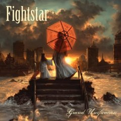 Fightstar album cover