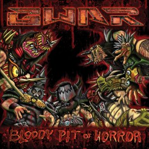 GWAR album cover