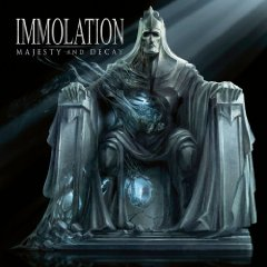 Immolation album cover