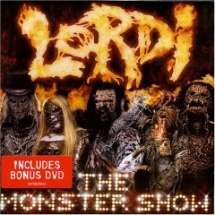 Lordi album cover