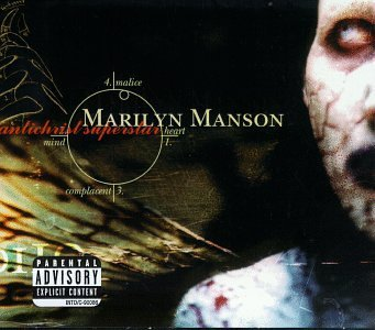 Marilyn Manson album cover