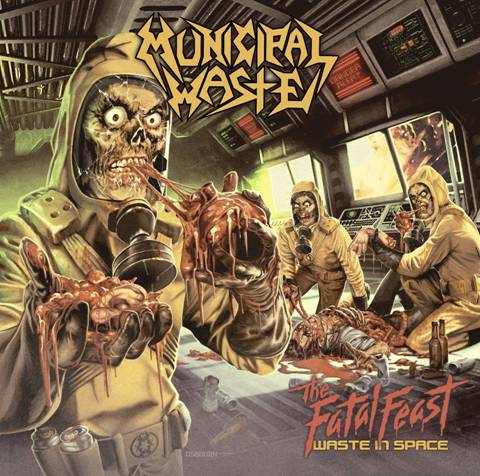 Municipal waste - the fatalfeast