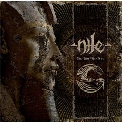 Nile album cover