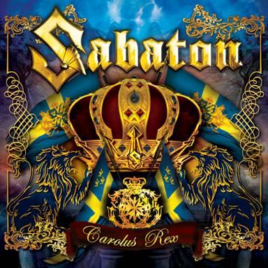 Sabaton album cover