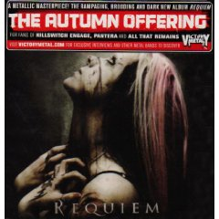 Autumn Offering, The album cover