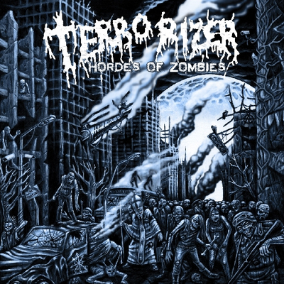 terrorizer- horde of zombies