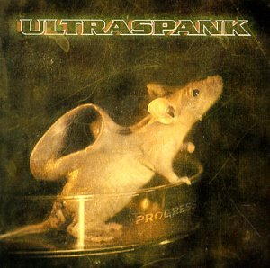 Ultraspank album cover
