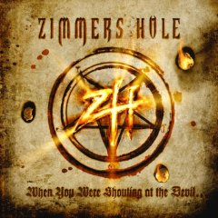 Zimmers Hole album cover